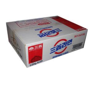 삼양라면 박스-20개입