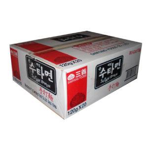 삼양 수타면 박스-20개입