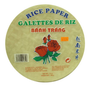 Double Rose Rice paper (22cm) 400g