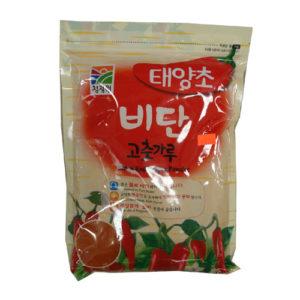청정원 김치용 비단 고추가루 1kg