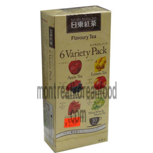 6 Variety Pack (10 bags)