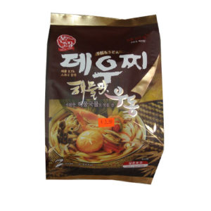 본고장 매운 데우찌 우동 해물맛 2인분