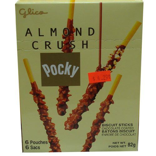 Pocky Almond crush 82g