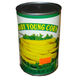 Baby young corn 15oz