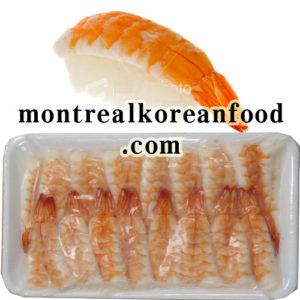 Sushi shrimp 4L [스시용 준비된 새우]