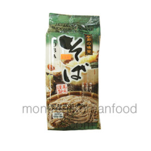 Shirakiku 일본 모밀국수 800g Japanese soba(100gx8bundle)
