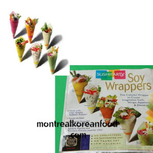 Soy Wrappers 5장-Full Size